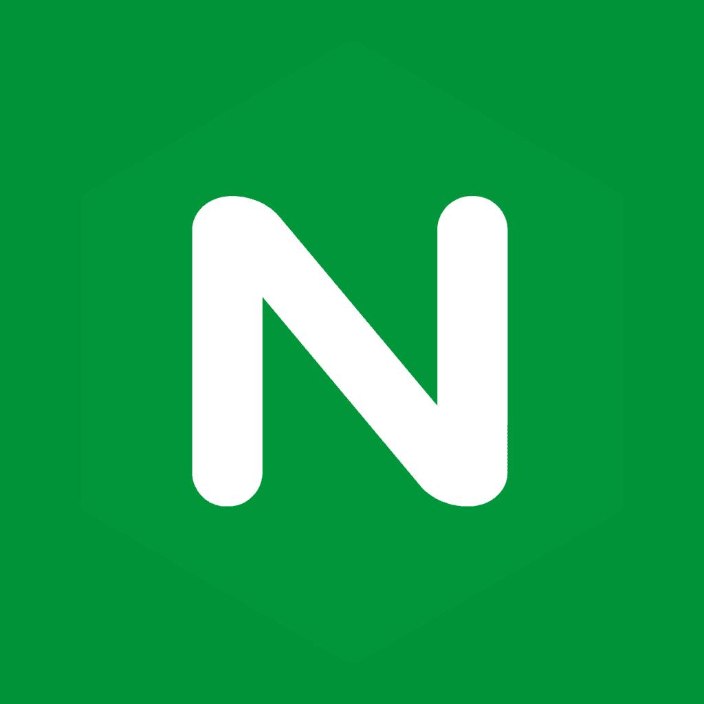 nginx smalllogo